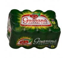 Guaraná Antárctica pack with 12