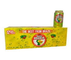 Guaraná Brazilia pack with 12