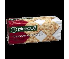 Biscoito Cream Cracker Piraque 200g