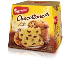 Chocottone Bauducco 750g - New Batch expiration 2018