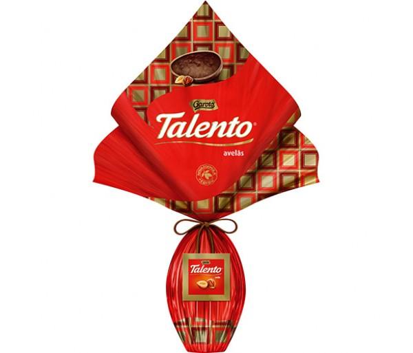 Ovo de Páscoa Talento com Avela 350g