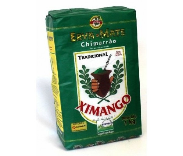 Ximango Erva Mate Chimarrao 1kg