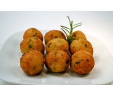 Bolinho de Bacalhau - Kit with 10 packs*