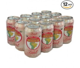 Guaraná Brazilia Diet pack with 12
