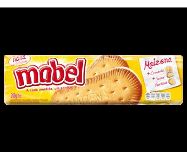Biscoito Maizena Mabel 200g