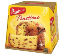 Panettone Bauducco 500g -  New Batch expiration 2018