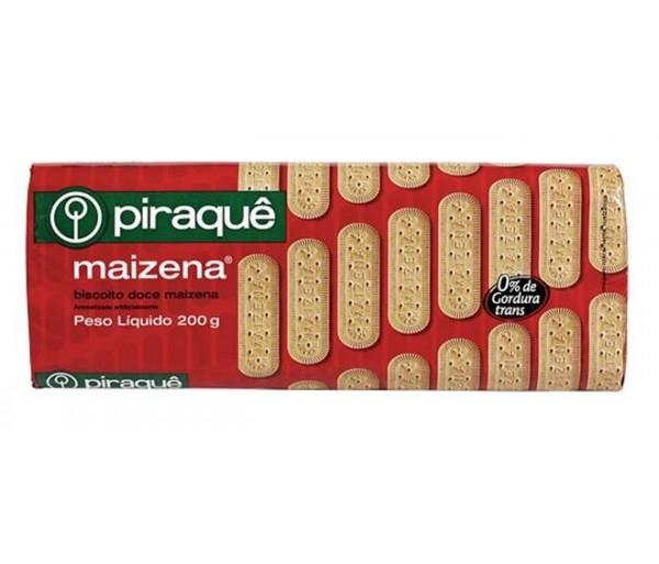 Biscoito Maizena Piraque 200g