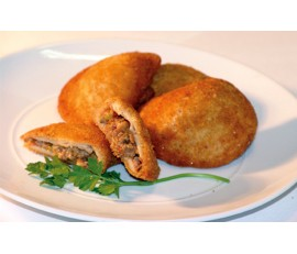 Risoles de Carne - Kit with 5 packs