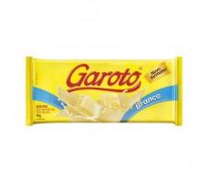 Chocolate branco Garoto Tablete 150g