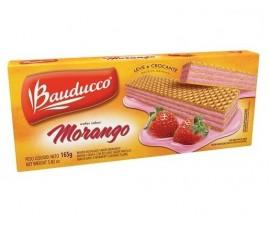 Wafer Morango Bauducco 165g